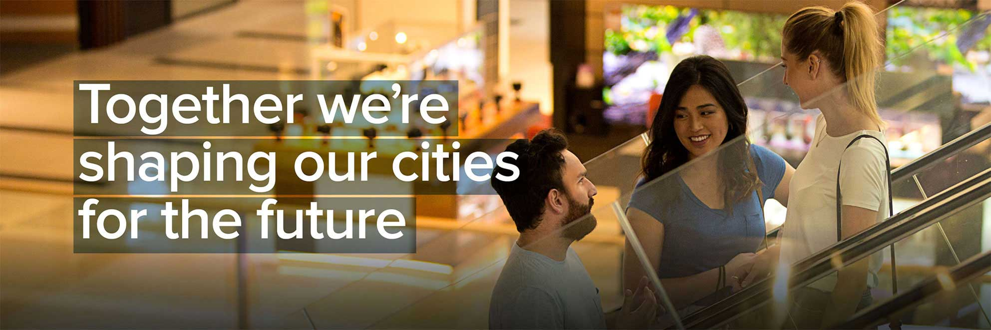 Cities for the Future.